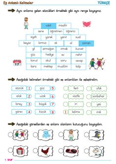 Turkish Lessons, Learn Turkish, Turkish Language, Learning, Words, Cases, Kindergarten, Kids, Study
