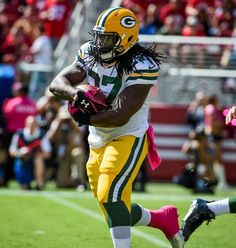 Game Photos: Packers at 49ers - Eddie Lacey