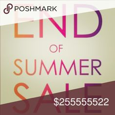 Summer sale all is going by end of week!! Summer sale all is going by end of week!! See all other sale posts for details. One time onlyS Yves Saint Laurent Accessories