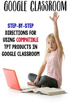 Step-by-Step Instructions for Using My Compatible TpT Products in Google…  www.electricturtles.com/collections