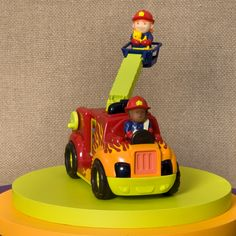 Rrrroll Models Fire Flyer | a toy from B. toys