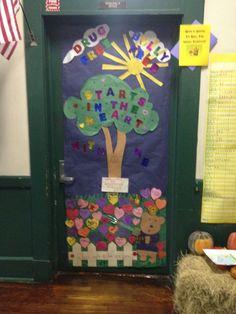 Conscious Discipline /kindness door decration