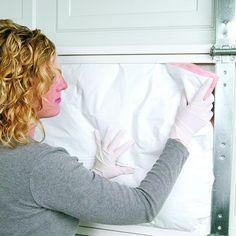 Owens Corning Garage Door Insulation Kit (8-Panels)-GD01 - The Home Depot