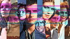 Gender im Film: Der Wahnsinn in Typen: Wir haben Protagonisten umgepuzzelt. Gender, Cinema, Collage, Madness, Men And Women, Psychics, Culture, Movies, Collages