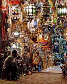 Marrakech Lights