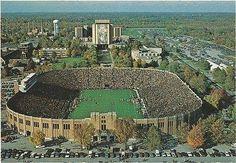 Old Notre Dame Stadium