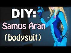 [Cosplay DIY] Samus Aran Bodysuit | Metroid | Eng sub available - YouTube Costume Tutorial, Cosplay Tutorial, Cosplay Diy, Cosplay Outfits, Halloween Cosplay, Best Cosplay, Cosplay Ideas, Sheik Cosplay, Diy Costumes