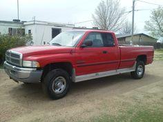$6,500.00 - 1998 Dodge Ram 2500 pickup