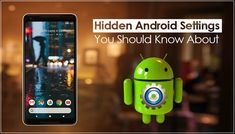 #Android being a perfect operating system offers a bunch of useful features to help you perform different tasks seamlessly. Still, there remain a number of useful features & settings hidden on your phone that can improve device performance significantly. Using these hidden features on your phone, you can make your device run smooth and sturdy. Here, we have discussed 11 hidden Android settings on your device that you should know for better user experience. #AndroidPhone