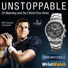 Eli Manning: Unstoppable - POPNEWSIC