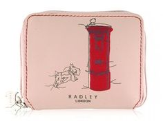 Radley Red Letter Day Small Coin Purse