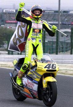 Valentino Rossi, Honda Nastro Azurro team