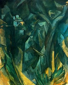 Georges Braque - WikiArt.org - Enzyklopädie der visuellen Künste