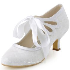 mary jane wedding shoes - Google Search