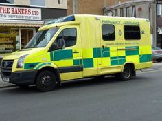 Volkswagen Type 2, Volkswagen Transporter, Emergency Ambulance, Emergency Vehicles, Vans Vw, Bus Coach, Coaches, Motor Car, Yorkshire