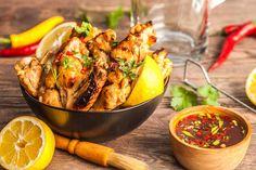 Grillowane skrzydełka. #kurczak #skrzydełka #klonowy #sojowy #smacznastrona #grill #grillowanie #tesco #przepisy #przepis