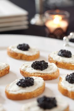 Halloween Party Appetizers, Halloween Menu, Celebrate Magazine, Caviar Recipes, Cocktails For Parties, Cocktail And Mocktail, Dinner Club, Recipes Appetizers And Snacks, Good Enough To Eat