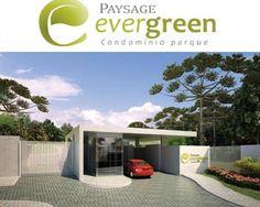 Condomínio Parque Paysage Evergreen.  Av. Fredolin Wolf, 3121 - Santa Felicidade - Curitiba.