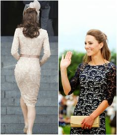 Kate's style is so pretty and elegant. It's gorgeous and flawless.