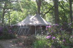Groupon - Yorkshire Wolds: 2 Night Glamping Stay For Two from £105 at Jollydays in Moor Wood. Groupon deal price: £105