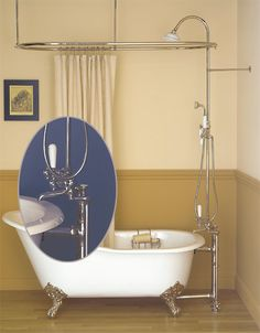good points about ordering a shower with a free standing tubfollow the links for good tips clawfoot tub