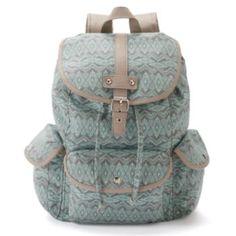 Mudd® Brennan Tribal Backpack