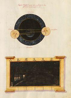 Eclipses luminarium, Augsburg 1555