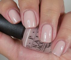 OPI Soft Shades Collection - Put It In Neutral