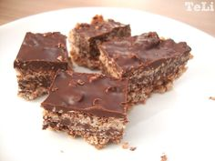 blog- TeLi : Domácí (ne)snickers-zdravé