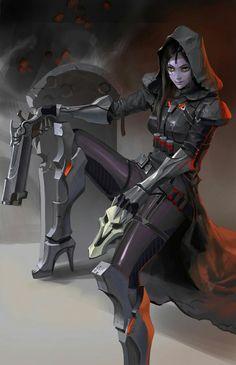Female Reaper