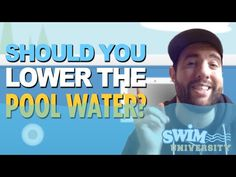Do You Need to Lower the Pool Water When You Close? - YouTube