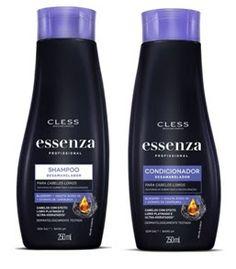 Minha musa: RESENHA: Essenza Profissional Shampoo e Condiciona...