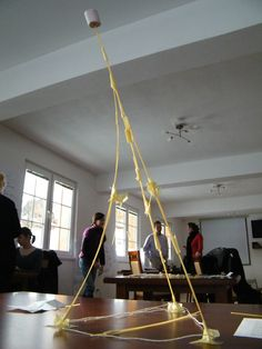marshmallow challenge-best team building activity ever!