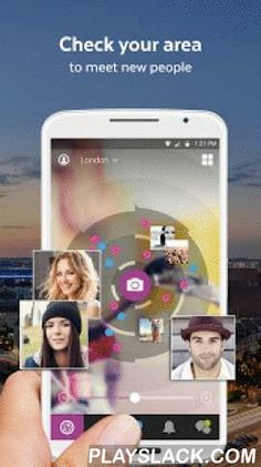 LOVOO - Chat And Meet People  Android App - playslack.com ,  LOVOO is your app to find people nearby in a fun and easy way. Discover who has the same interests and chat with people in your area. You never know, you might even meet the love of your life. LOVOO works like this:• Check the radar to see who is nearby• Play Match and find people to fall in love with• Find new people and photos• Chat with singles and get to know them▷ DATING FOR EVERYONELOVOO is a free dating app: Meet new people…