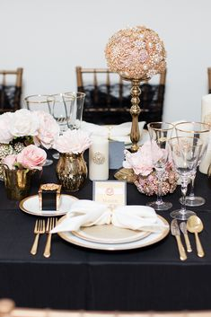Click now to get your free copy. Click now to get your free copy. Blush Wedding Colors, Gold Wedding Theme, Sparkle Wedding, Wedding Reception Decorations, Wedding Venues, Reception Ideas, Free Wedding Magazines, Bling Centerpiece, Wedding Venue Inspiration