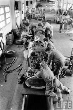 1956 ferrari factory