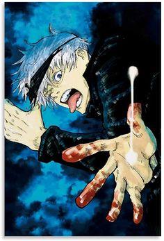 Manga Anime, Anime Demon, Manga Art, Anime Art, Poster Anime, Anime Reccomendations, Anime Kunst, Manga Covers, Haikyuu Anime