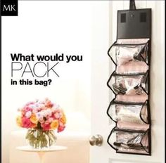 What do you pack in your Mary Kay role up travel bag? Don't have one yet? Get yours from me! Find me on www.facebook.com/ErinFeisleratMarykay and contact me for a special discount!