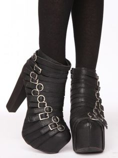 "My life might be incomplete with ""wrecker"" boots."