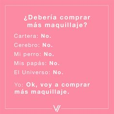Es mi decisión no de los demás (; #Quote #MakeUp #ActitudVorana #Maquillaje