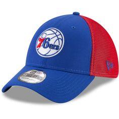 buy online 4ced7 68914 Men s Philadelphia 76ers New Era Royal 2T Sided 39THIRTY Flex Hat, Your  Price