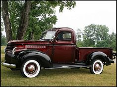 S19 1946 Chevrolet  Pickup 216 CI, 3-Speed Photo 8