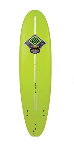 5b9ac08bef6 Tabla de surf de espuma 7 6   EZI-Rider Softboards Ocean