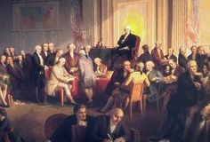 a history of james madison and benjamin franklins involvement in the constitutional convention Monday, september 17, 1787, was the last day of the constitutional convention pennsylvania delegate benjamin franklin, one of the few americans of the time with international repute, wanted to give a short speech to the convention prior to the signing of the final draft of the constitution.