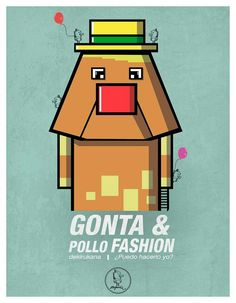 Gonta & pollo fashion