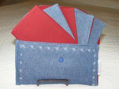 Cash envelope wallet / money saving by DesignerItemsNMore on Etsy