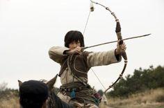 """이지아 The Legend(Hangul:태왕사신기;hanja:太王四神記;RR:Taewangsasingi; lit. """"Story of the First King's Four Gods"""") is a 2007South Koreanhistorical fantasytelevisionseries, starringBae Yong-joon,Lee Ji-ah,Moon So-riandChoi Min-soo.    Loosely based on the legend ofDangunand Gwanggaeto the Great of Goguryeo, the story also adds mythical elements of theFour Symbolsdepicted infantasy"""