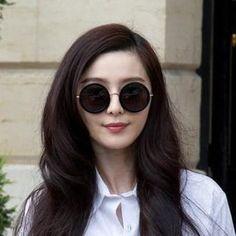 Retro big sunglasses