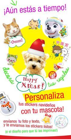 Stickers personalizados para Navidad – Armas de Construcción Masiva – Desarrollo Web / Apps / Gráfica / MKT / Pendones – Tarjetas – Stickers – Rótulos backlight – Ecommerce – Videos corporativos – Videomapping
