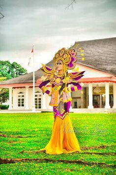 Gadis Bengkulu @ Raffles Mansion #BujangGadisBengkulu #BengkuluHeritageSociety
